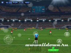 Real Football 2011 HD v.1.03 [Symbian ^3]