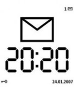 Large Time Screensaver v1.04