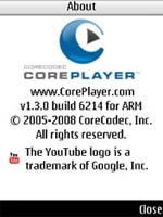 CorePlayer v.1.3.0