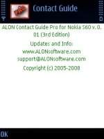 ALON Contact Guide Pro - v.1.10