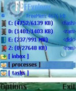 Fexplorer v1.18 Vista supplied by ~TheDJ~