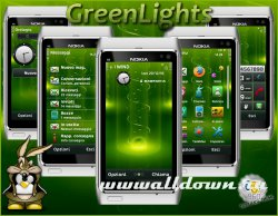 GreenLights S^3