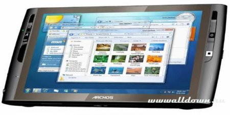 Archos с Windows 7