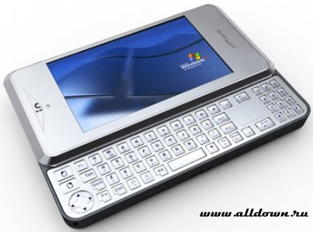 ITG xpPhone на базе Windows XP