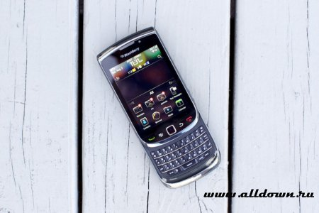 Фотографии: BlackBerry 9800