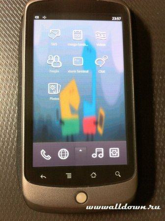 Meego 1.1на Nexus One (Android)- Фотографии