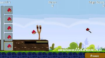 Angry Birds для Symbian 9.4!