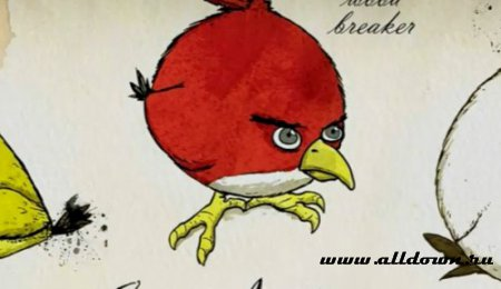Angry Birds-Рэп