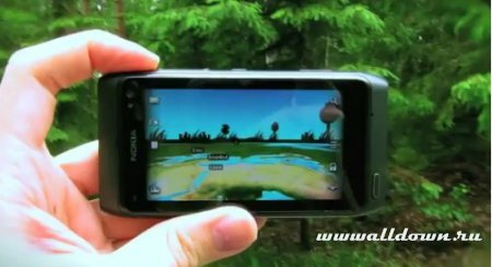 Nokia 3D World Gaze для S^3