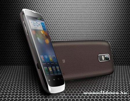 Ряд Android ZTE  с MWC 2012