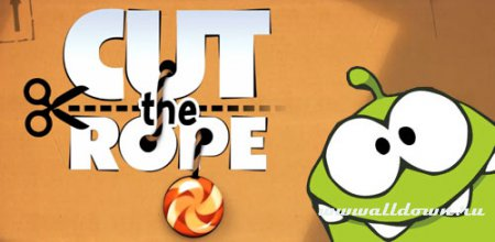 Cut The Rope теперь и для  Symbian