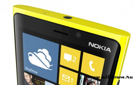 Nokia Lumia 920 vs Nokia Lumia 900 -Сравнение.