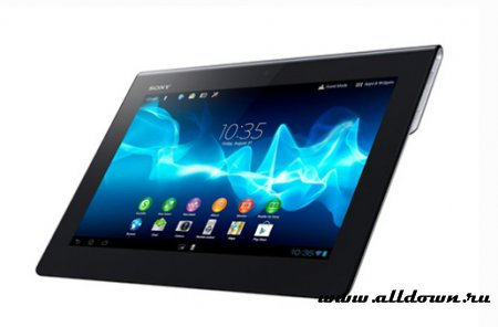 Sony Xperia Tablet S- Обзор.