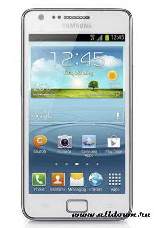 Samsung Galaxy S II Plus уже представили