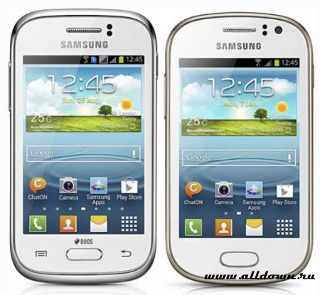 Galaxy Young  и Galaxy Fame от Samsung