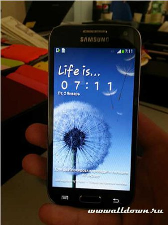 Samsung Galaxy S4 mini - Утечка фото и характеристик